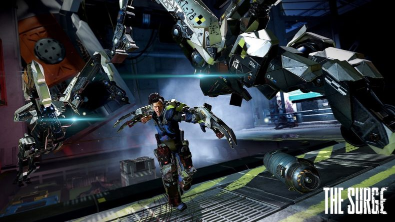 the surge xbox one review The Surge Xbox One Review The Surge banner 790x445