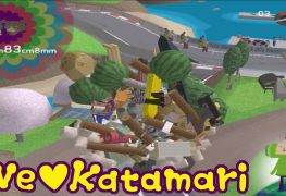 mygamer visual cast - we love katamari Mygamer Visual Cast – We Love Katamari We Love Katamari 263x180