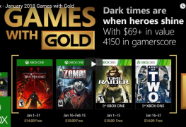 xbox live games with gold for january 2018 Xbox Live Games With Gold For January 2018 Xbox Games with Gold Jan 2018 263x180