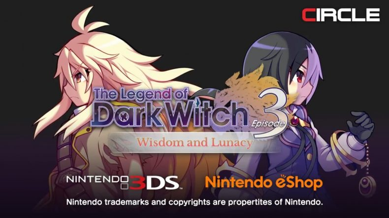 The Legend of Dark Witch 3 Now Available on 3DS – Trailer Here legend of dark witch 3 1 790x444