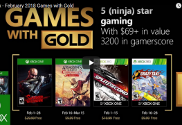 these are the free xbox games for feb 2018 These Are the Free Xbox Games for Feb 2018 Games with Gold Feb 2018 263x180