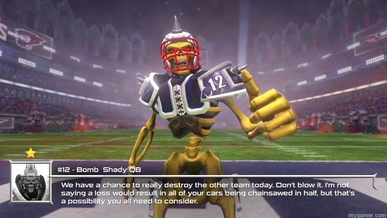 mutant league football 2018 xbox one review Mutant League Football 2018 Xbox One Review Mutant League Football beforegame