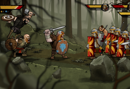 wulverblade is a new co-op brawler about to launch on pc, ps4, and xbox one Wulverblade is a new co-op brawler about to launch on PC, PS4, and Xbox One WULVERBLADE 263x180