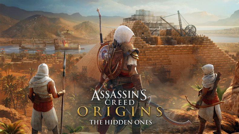 assassin's creed origins dlc details here Assassin's Creed Origins DLC Details Here ac seaons pass header 303430 790x444