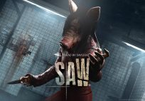"Dead by Daylight dead by daylight ""the saw chapter"" launches on steam, xbox one and playstation 4 Dead by Daylight ""The SAW Chapter"" Launches on Steam, Xbox One and PlayStation 4 dead by daylight 1 204x142"