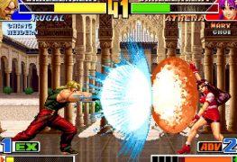 hamster releases a couple of aca neogeo fighting games this week Hamster Releases a couple of ACA NEOGEO Fighting Games this week kof 98 1 263x180