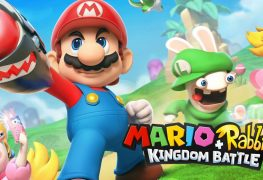 donkey kong set to appear in mario + rabbids kingdom battle dlc Donkey Kong Set To Appear in Mario + Rabbids Kingdom Battle DLC mario rabbids review 1000x562 263x180