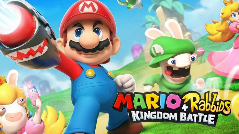 donkey kong set to appear in mario + rabbids kingdom battle dlc Donkey Kong Set To Appear in Mario + Rabbids Kingdom Battle DLC mario rabbids review 1000x562 790x444