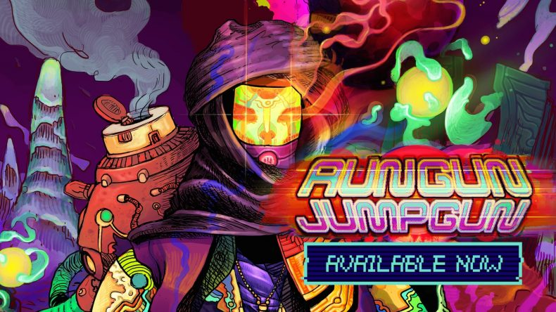 atomik: rungunjumpgun switch review ATOMIK: RunGunJumpGun Switch Review ATOMIK RunGunJumpGun 1 790x444