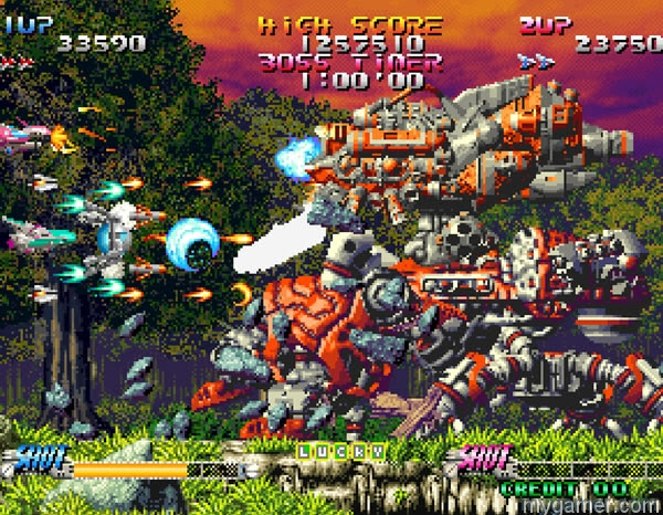 more neogeo games now available on new gen consoles More NEOGEO Games Now Available on New Gen Consoles Blazing Star