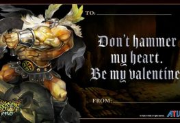 dragon's crown pro coming in march - valentine cards now available Dragon's Crown Pro Coming in March – Valentine Cards Now Available Dragons Crown Pro Vday card2 263x180