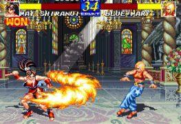 two neogeo fighting games released this week Two NEOGEO Fighting Games Released This Week NEOGEO FATAL FURY 3 263x180