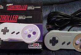 old skool super controller for snes classic review Old Skool Super Controller for SNES Classic Review Old Skoll Super Controller for SNES Classic Box 263x180